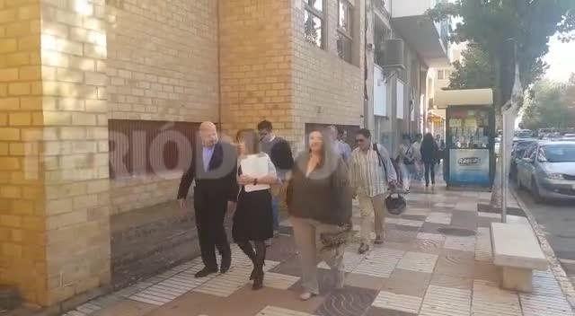 El alcalde de Sant Antoni, Pep Tur 'Cires', declara en los juzgados por el chiringuito de Cala Gració