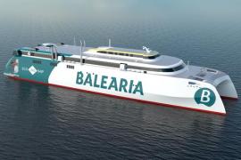 Baleària encarga el primer 'fast ferry' del mundo propulsado por motores a gas