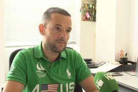 Mariano Juan: «Llevamos batallando con el Govern desde noviembre por el solar del colegio»