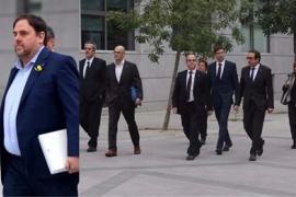 El Supremo envía a juicio a Junqueras y a otros 17 líderes en el 'procés'