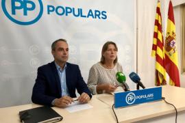 El PP califica el presupuesto de Vila como el más «vergonzosamente electoralista presentado»