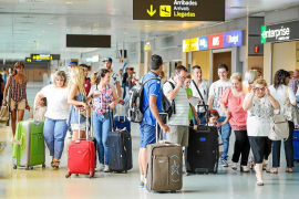 Las aerolíneas ofertarán para el invierno en el aeropuerto de Ibiza más de 1,4 millones de plazas