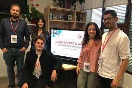 Las Juventudes Socialistas de Ibiza ratifican a Azahara Peña como secretaria general
