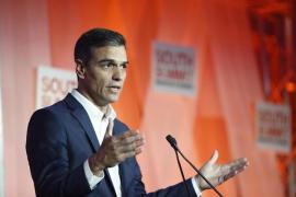 """Sánchez no espera una solución política """"inmediata"""" en Cataluña pero dice que """"algún año"""" habrá acuerdo de autogobierno"""