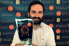 'Glitch', de Marcos Cabotá, gana el Premio a Mejor Cortometraje en el Festival de Guadalcanal
