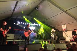 Sant Carles vibra con el último concierto del año de Ressonadors