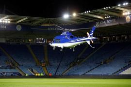 El Leicester confirma la muerte del dueño del club y otras cuatro personas en el siniestro del helicóptero