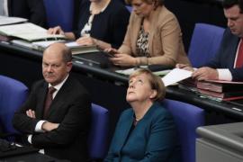 Merkel, dispuesta a no optar a un nuevo mandato al frente de la CDU
