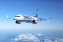 Un avión de Ryanair con destino a Palma, a punto de chocar con otro a 10.000 metros
