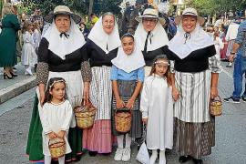 Fiesta de la Beata en Palma