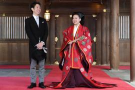 La princesa japonesa Ayako renuncia a su estatus real para casarse con un plebeyo