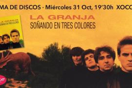 La Granja firma la reedición de su disco 'Soñando en 3 colores' en el Espai Xocolat