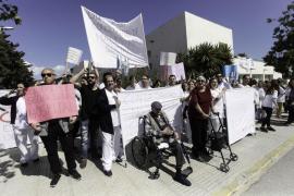 El Parlament aprueba una modificación legal para mantener el uso hospitalario de Cas Serres