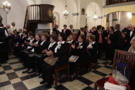 Encuentro multicoral en Sant Rafel