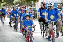 El Día del Pedal tendrá tres recorridos diferentes en función de la edad