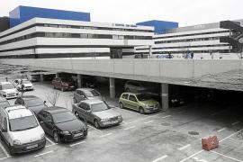 El aparcamiento del Hospital Can Misses será gratuito a partir de enero de 2019