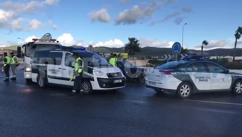 Un conductor de 35 años muerto en Sant Jordi eleva a 14 la cifra de víctimas en lo que va de 2018