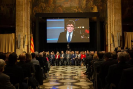 El Consell per la República pide al menos 10 euros para inscribirse en su registro