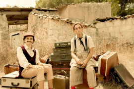 El espectáculo familiar 'Refugi' recala en el Teatre Catalina Valls