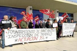 Sant Antoni prevé abrir un segundo expediente sancionador a la UTE Portmany