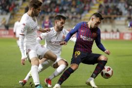 Cultural Leonesa-FC Barcelona