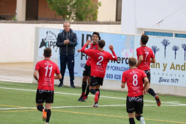 Goleada lógica del Formentera (4-1)