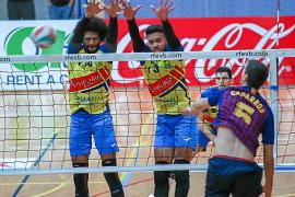 El Ushuaïa defiende el liderato en Las Palmas