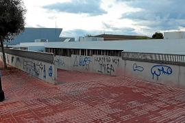 Formentera sufre una vandálica noche de Halloween