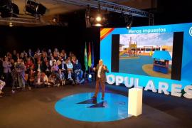 Santa Eulària presenta su modelo de gestión municipal en Málaga