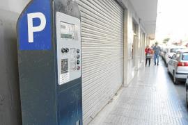 Podemos exige que se cumpla el contrato de la concesión de la zona azul de Vila