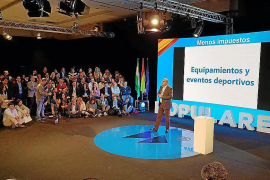 Santa Eulària presenta en Málaga su modelo de gestión a los ayuntamientos y diputaciones del PP