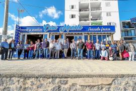 Los empleados de limpieza celebran San Martín de Porres