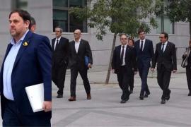 Vox pide 74 años de cárcel para Junqueras y los otros cinco exconsejeros en prisión por el 'procés'