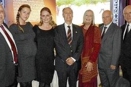 Entrega de premios del Fomento del Turismo de Mallorca