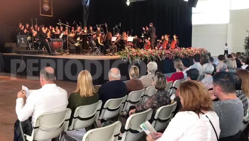 El sonido del «Réquiem» de Mozart llena de emociones el Recinto Ferial de Ibiza