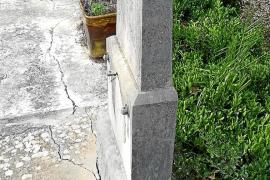 Cementerio municipal de Establiments