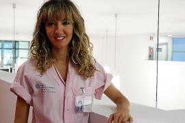 Ainhoa Barbacil: «Ibiza me atrapó; esta isla tiene algo especial y voy a opositar para quedarme»