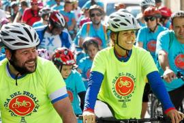 Más de 1.000 participantes en el Día del Pedal fomentan la movilidad sostenible