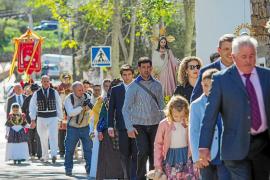 «Sant Carles tiene orgullo de pueblo porque cuida muy bien las tradiciones»