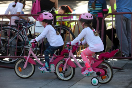 El Día del Pedal de Vila, en imágenes (Fotos: Daniel Espinosa).