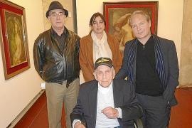 Inauguración histórica de la exposición de Grup Dimecres