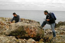 Científicos localizan más de 5.000 rocas arrastradas por tsunamis en Baleares