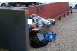 EPIC asegura que algunas zonas de la ciudad de Ibiza sufren una «grave» situación de indigencia