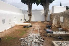 Comienzan las excavaciones para recuperar a las víctimas del franquismo en la fosa de Ibiza