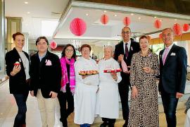 Brunch rosa en el Valparaíso a beneficio de la AECC
