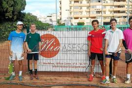 El futuro de la raqueta ibicenca