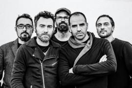 Gossos se despide del público mallorquín con un concierto en Porreres