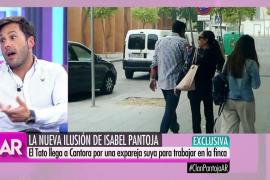 Isabel Pantoja tiene nuevo novio