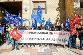 Trabajadores de Justicia y Prisiones aúnan fuerzas contra las «agresiones» del Gobierno
