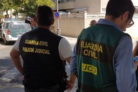 15 detenidos en una macrooperación antidroga contra una red que 'inundaba' Mallorca de cocaína